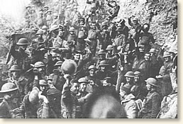 Image result for armistice day allied and germans embrace