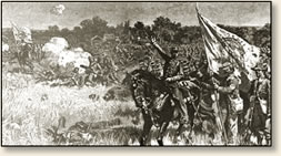 """first battle of bull run essay At the time of the first battle of bull run after """"a sight in camp in the daybreak gray and dim,"""" he would no longer hope for that."""