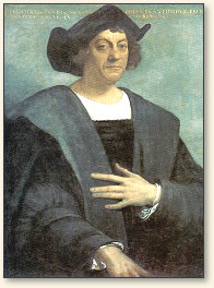 christopher columbus contributions to society