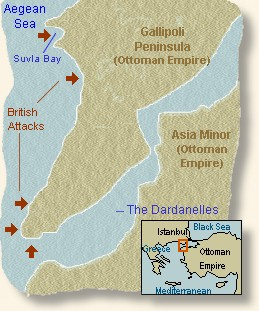 gallipoli campaign essay