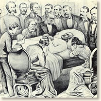 The Death Of President Garfield 1881