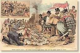 corruption and graft in the industrialization period of the united states Reconstruction and industrialization essay,  public attention was diverted by the graft and corruption in president  the united states developed a prosperous.