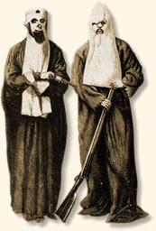 The Ku Klux Klan, 1868
