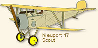Nieuport Scout