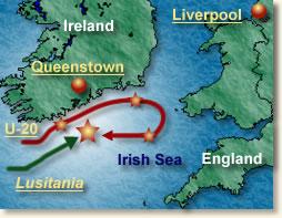 751915 the lusitania meets its doom world war 1 live 751915 the lusitania meets its doom gumiabroncs Images
