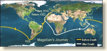 ferdinand magellan how did he die