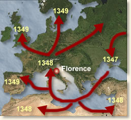 contributing factors on the spread of the black plague in europe How did the black death spread - once the black death hit europe, it spread rapidly how did the black death spread.