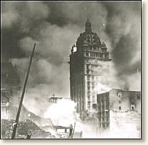 The story of an eyewitness: the san francisco earthquake essay