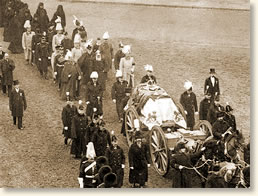 The Death of Queen Victoria, 1901